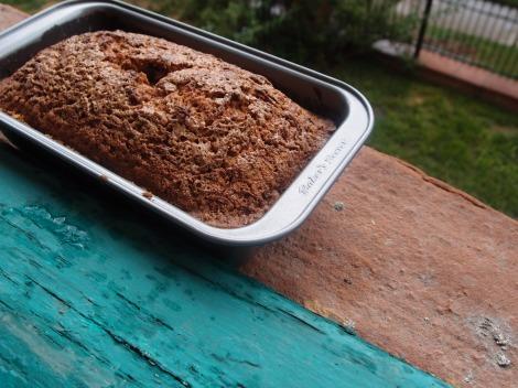 GF Zucchini Bread