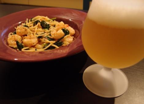 Avery's Shrimp Pasta