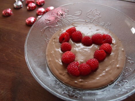 Nutella Beer Pudding