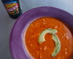Tomato Chili Beer Soup
