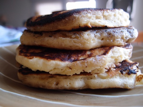 Light Pancakes