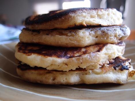 Light Pancakes
