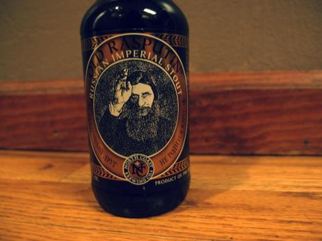Old Rasputin Russian Stout