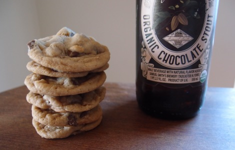 Chocolate Stout Cookies