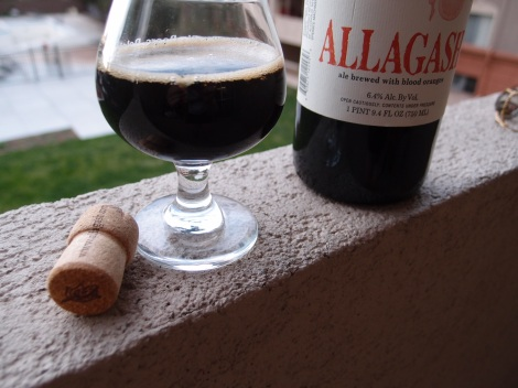 Allagash Lady Fingers