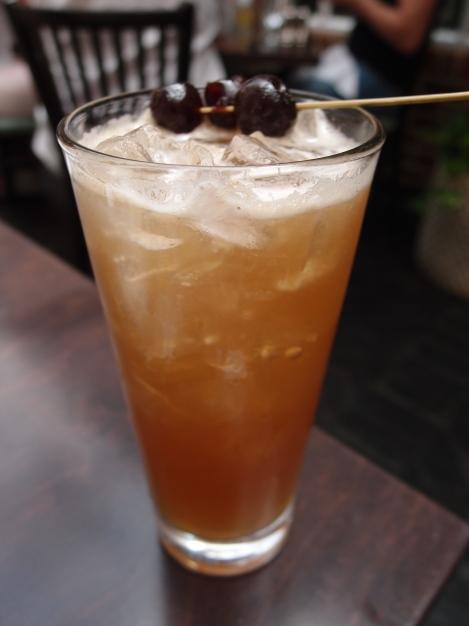 Whiskey drink